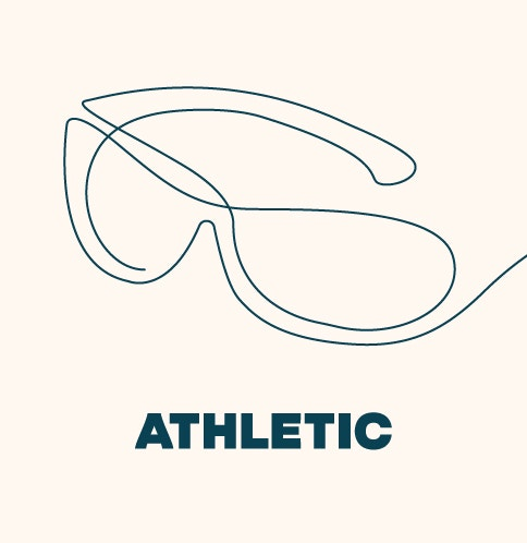Shop the Athletic Collection Glasses