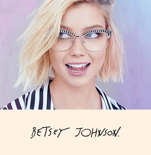 Betsey Johnson Prescription Glasses