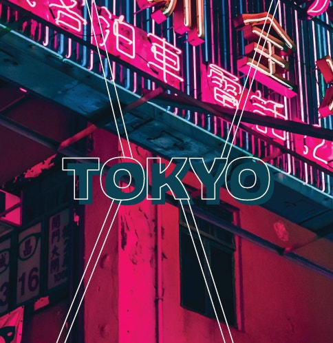 Shop the Tokyo Collection