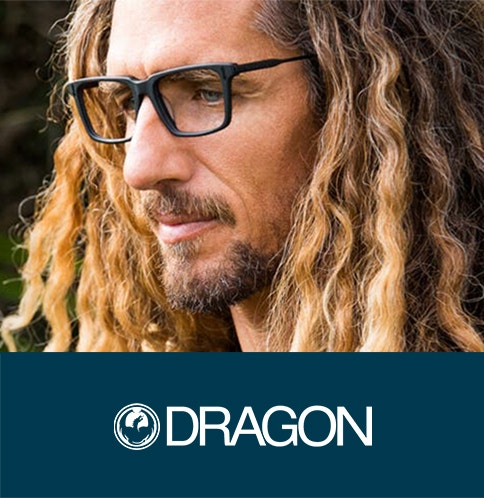 Dragon Glasses - available with blue light protection lenses