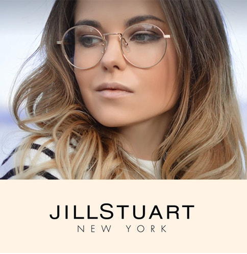 Jill Stuart Glasses - available with blue light protection
