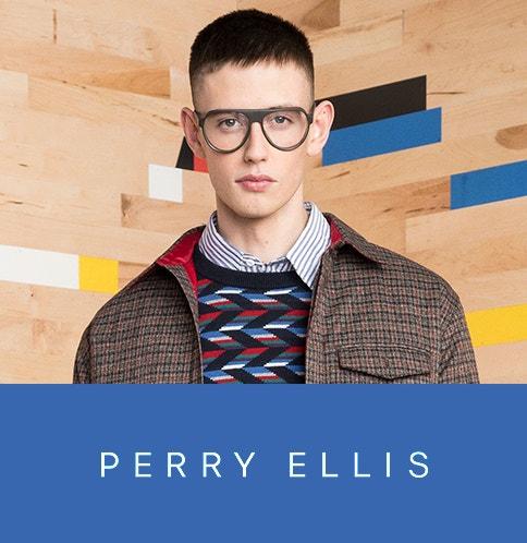 Perry Ellis Prescription Glasses