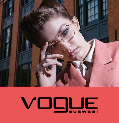 Shop Vogue Eyewear Prescription Glasses