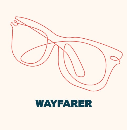 Shop Wayfarer Style Glasses