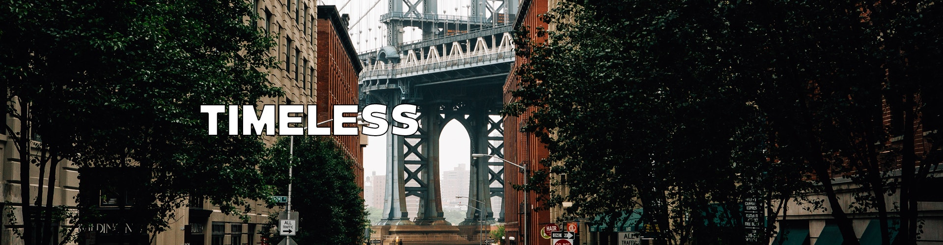 Shop NYC Timeless Collection