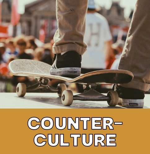 Shop SoCal Counterculture Collection