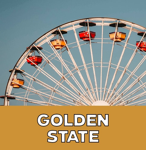 Shop SoCal Golden State of Mind Glasses Collection