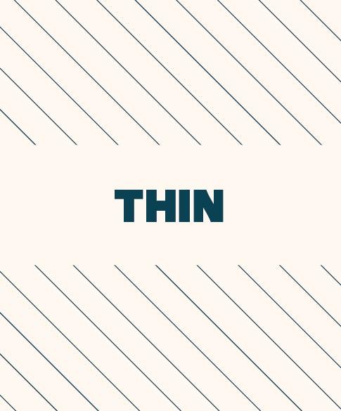 Shop Thin